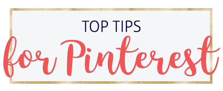 Pinterest Tips - Explode your Blog Traffic with Pinterest SEO - Feature Image