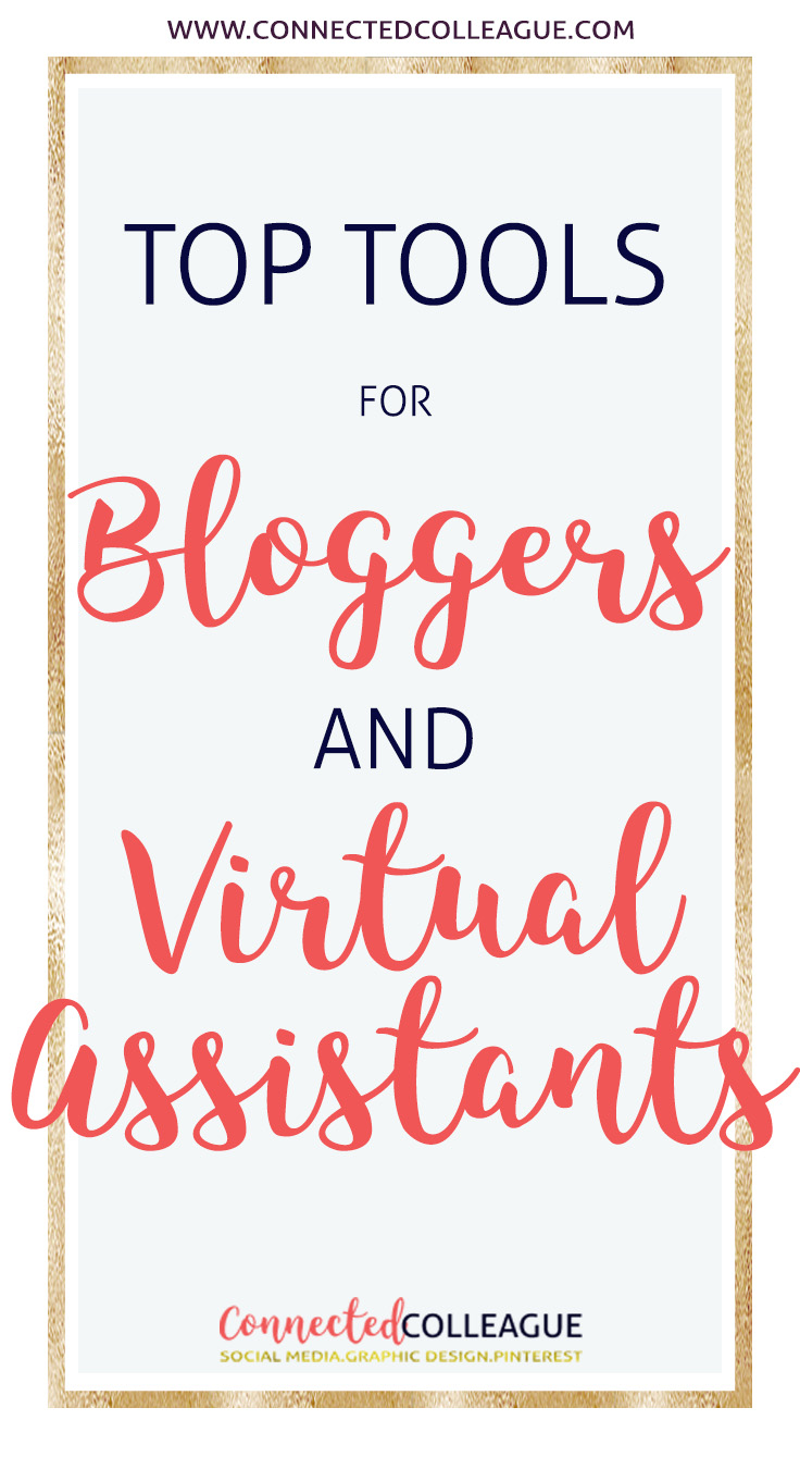 Top Tools for Virtual Assistants and Bloggers
